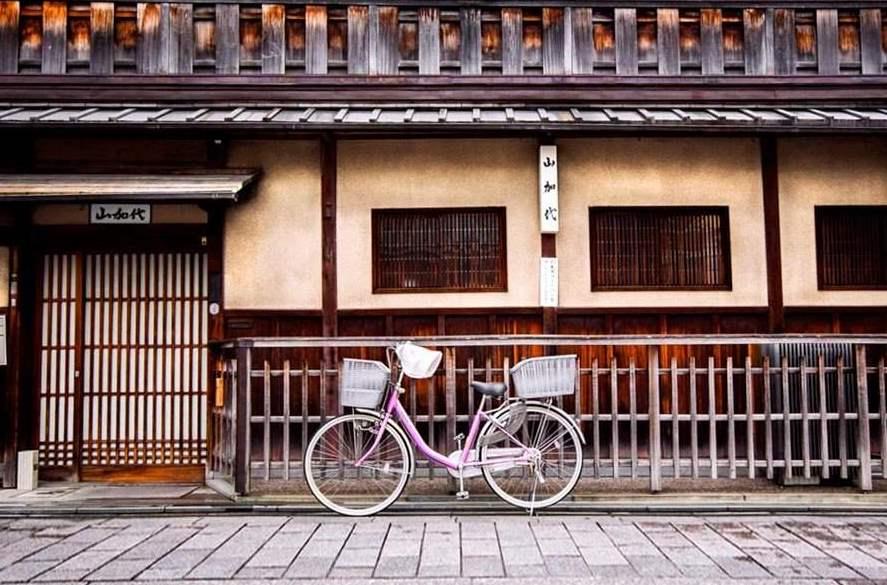 京都騎行之旅