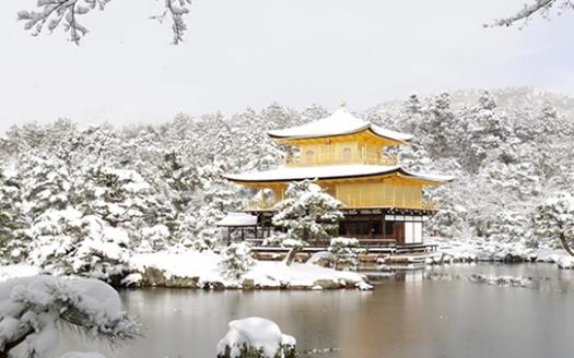 京都雪景封面