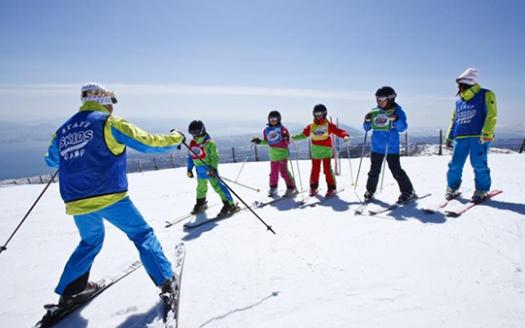 關西滑雪封面