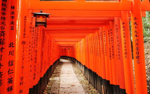 京都鳥居封面